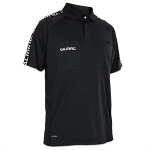 Salming Dommer Polo - Sort
