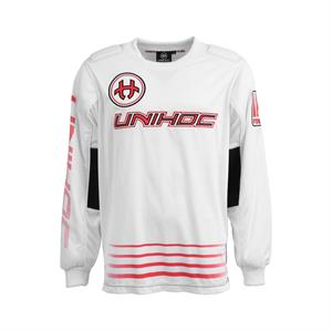 Inferno floorball målmands trøje - Unihoc floorballbluse (Str. 140-3XL)