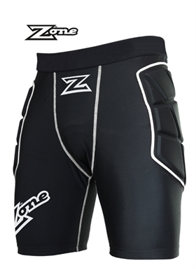 Målmandsshorts - Zone Goalie Monster - Floorball shorts til målmand