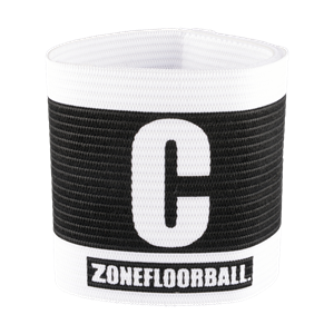 Anførerbind - Zone Captains Badge General - Floorball anfører bind