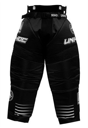 Unihoc floorball målmandsbukser - INFERNO - floorball bukser (str. 140-3XL)