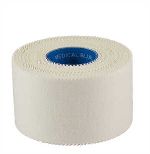 Medical Blue sportstape - SportDoc coach tape - Hvid sports tape