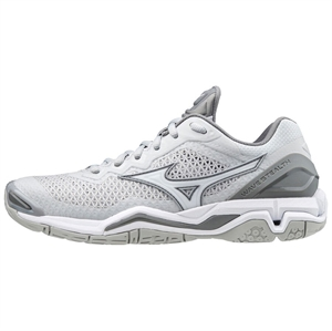 Str. 36-41 - Mizuno Wave Stealth V – Grå